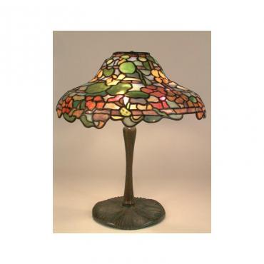 Lamp - Tiffany - Cupola Nasturtium Shade