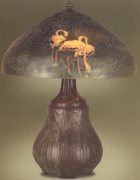 Lamp - Handel - Flamingo Shade
