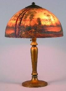 Lamp - Handel - Sunset Landscape Shade
