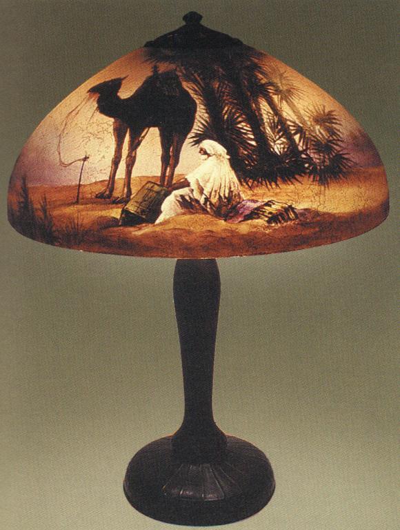 Lamp - Handel - Desert Shade