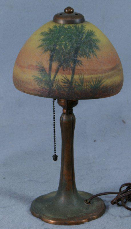 Lamp - Handel - Tropical Foliage Shade