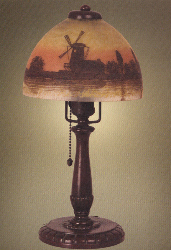 Lamp - Handel - Dutch Windmill Shade