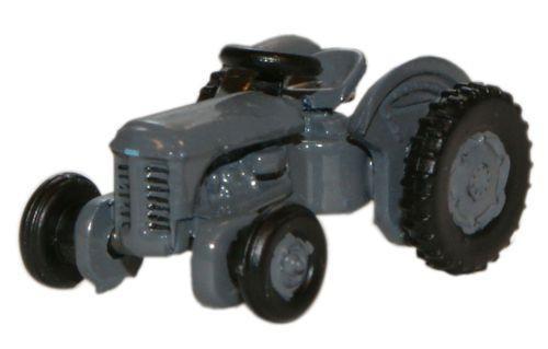 Diecast Metal Vehicles - Oxford Diecast - NTEA001 - Gray
