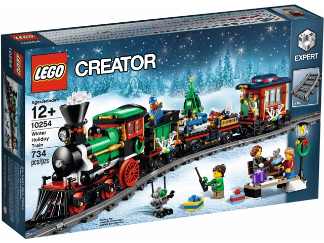 Lego Set - Winter Holiday Train