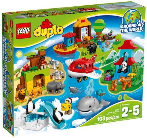 Lego Set - Around the World