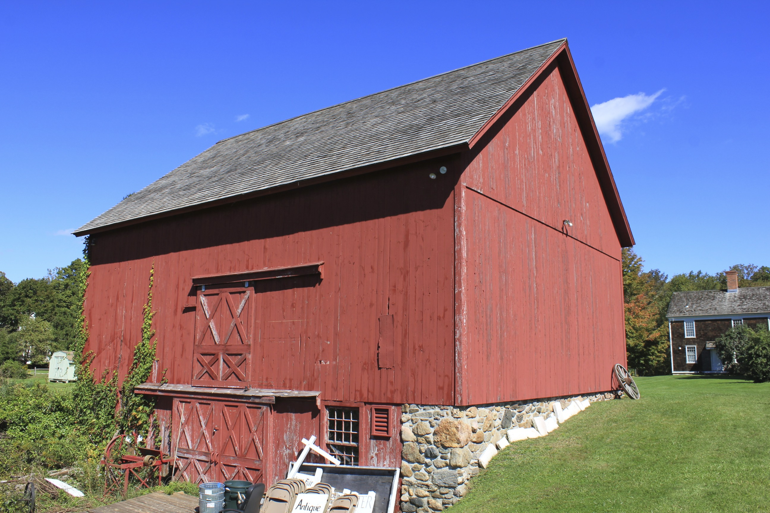 Agricultural Structures - Generic