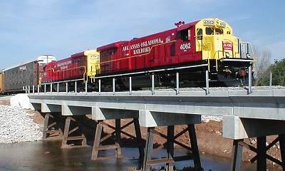 Transportation Company - Arkansas-Oklahoma - Railroad