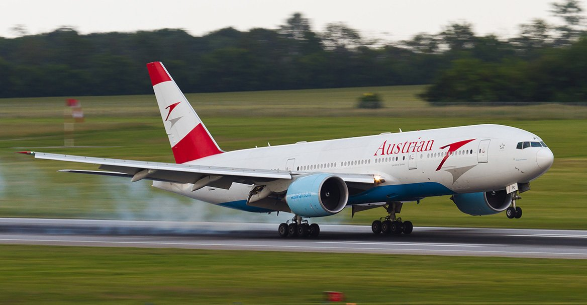 Transportation Company - Austrian Airlines - Airline