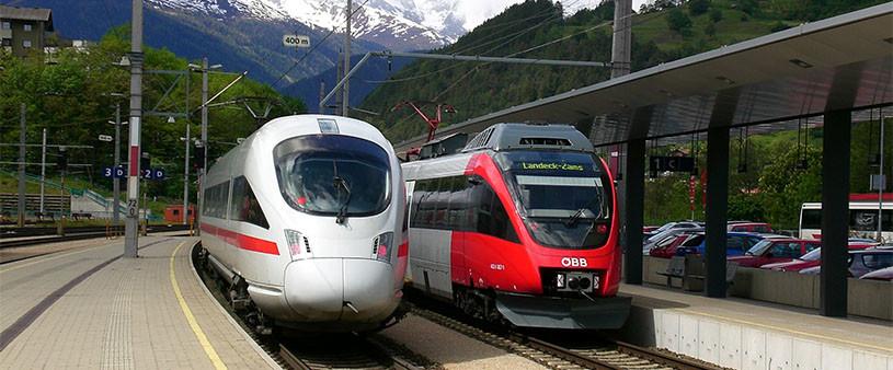 Transportation Company - ÖBB (Austrian Federal Railways) - Railroad