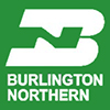 Transportation Company - Burlington Northern - Railroad