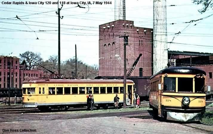 Cedar Rapids & Iowa City - Railroad