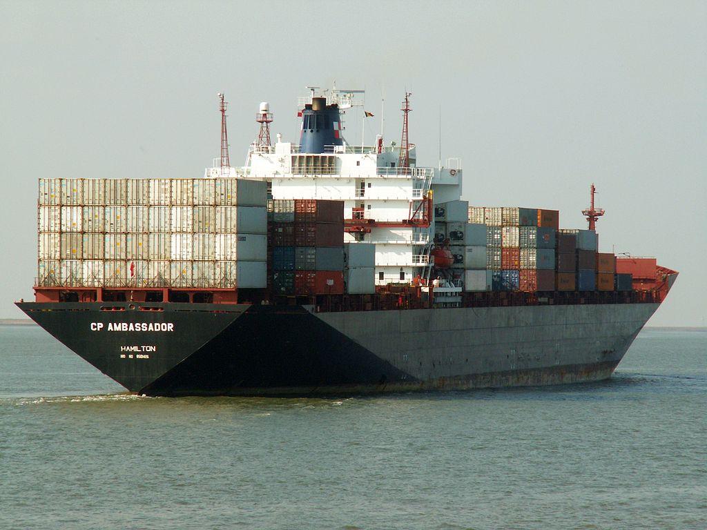 Transportation Company - CP Ships - Shipping