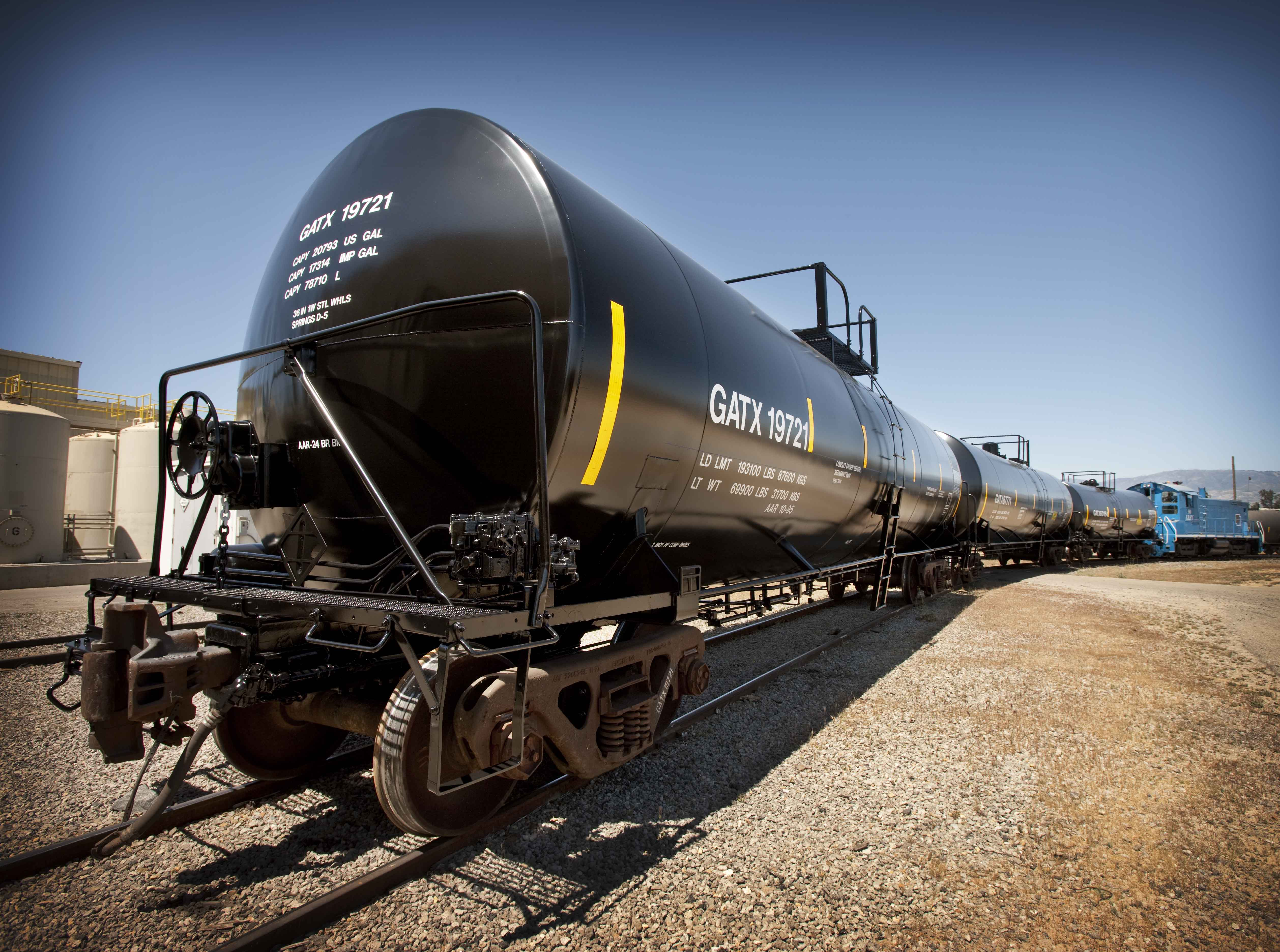 Transportation Company - GATX - Railroad Equipment