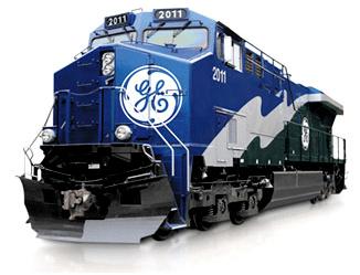 Transportation Company - General Electric Transportation - Railroad Equipment