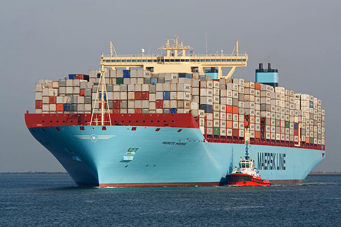 Transportation Company - Maersk - Container Logistics