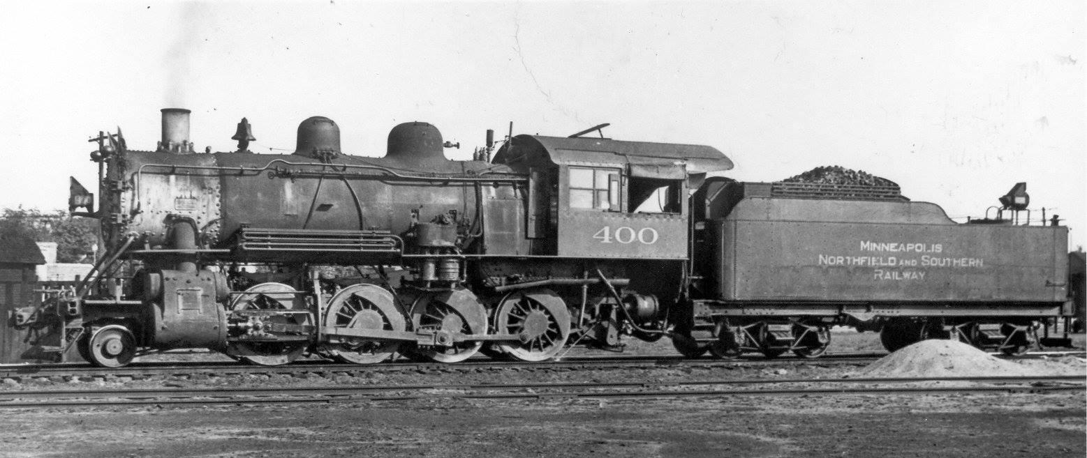 Transportation Company - Minneapolis, Northfield and Southern - Railroad