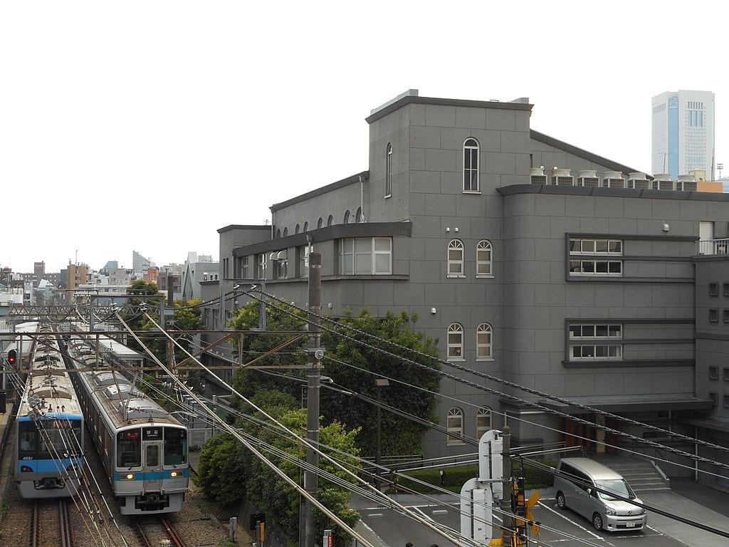 Transportation Company - Odakyu Electric - Railroad