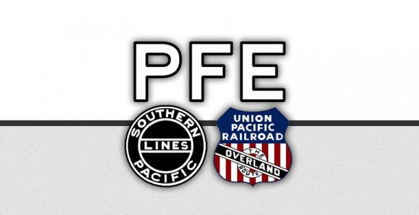 Transportation Company - Pacific Fruit Express - Railroad
