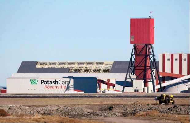 Transportation Company - PotashCorp - Chemicals