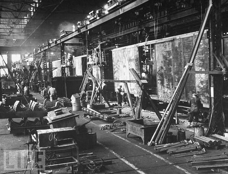 Pullman - Railroad Equipment