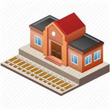 Transportation Company - Railway Station - Generic