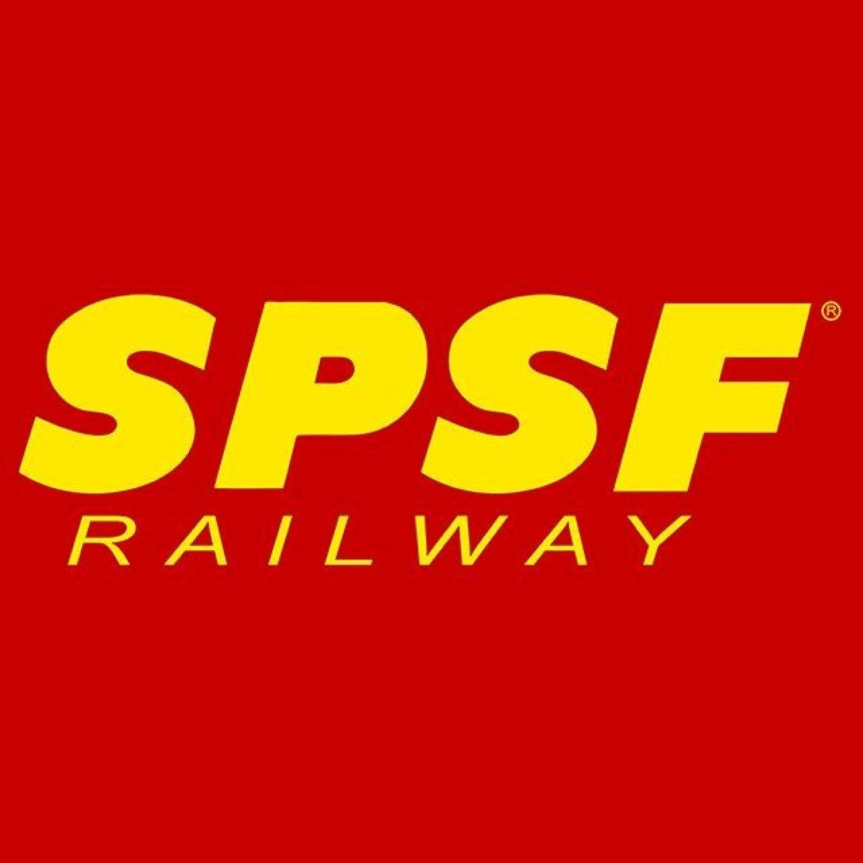 Transportation Company - Southern Pacific & Santa Fe - Railroad