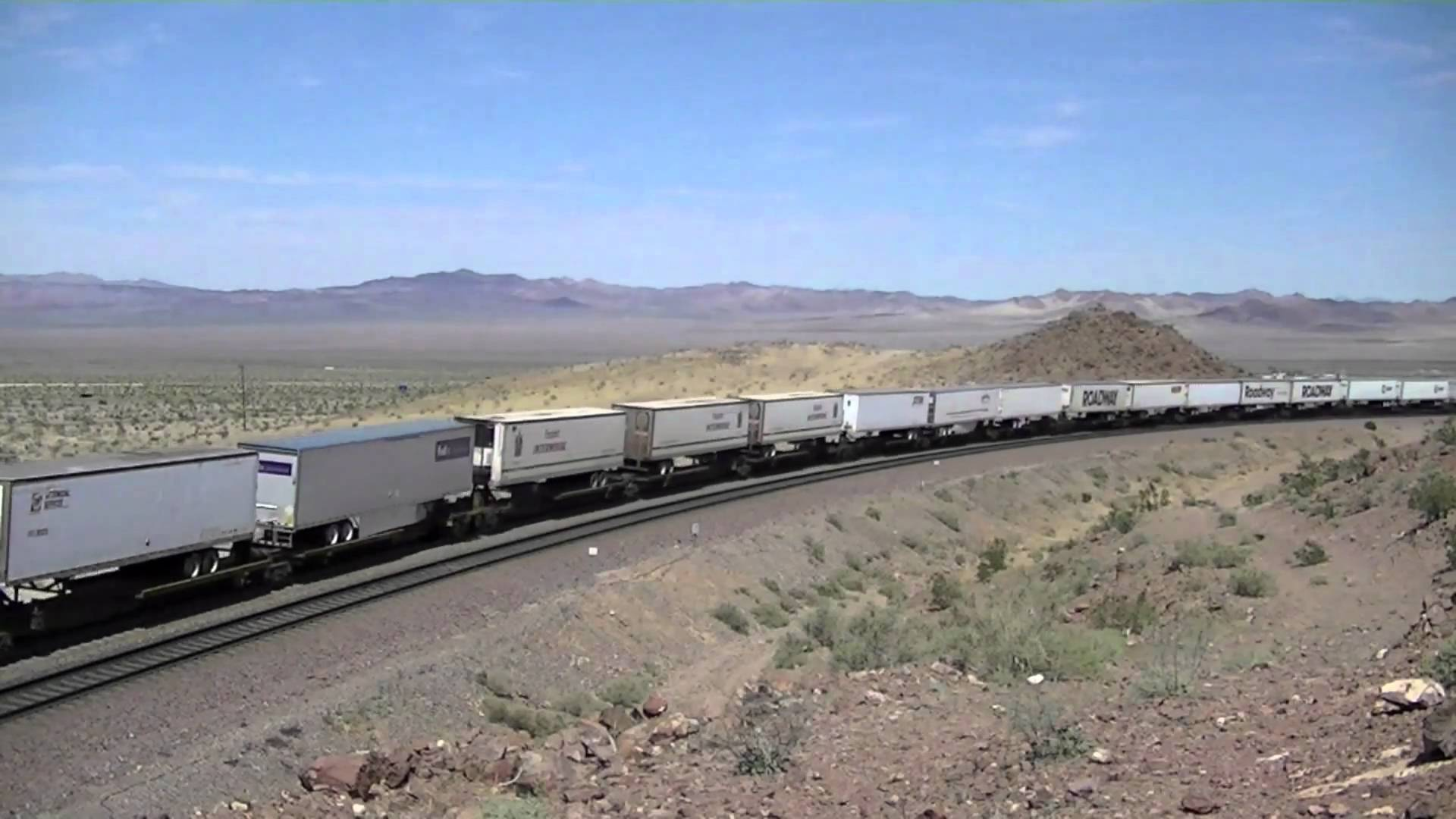 Transportation Company - TTX Trailer Train - Railroad Equipment