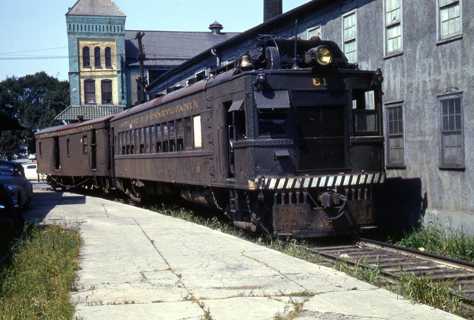 Transportation Company - Maryland & Pennsylvania - Railroad