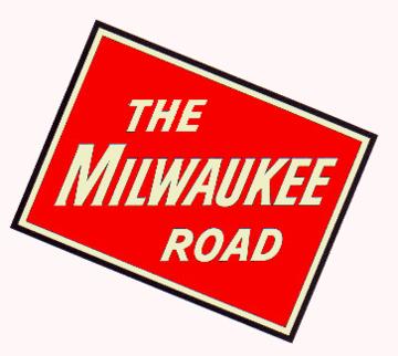 Transportation Company - Milwaukee Road - Railroad