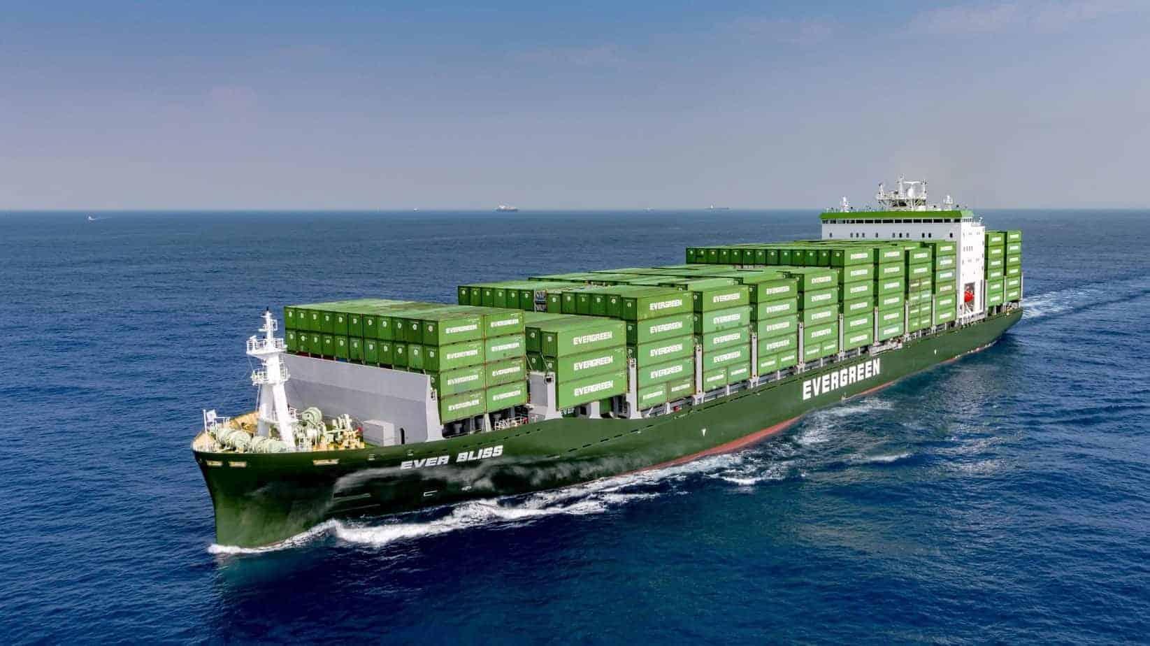 Transportation Company - Evergreen - Container Logistics