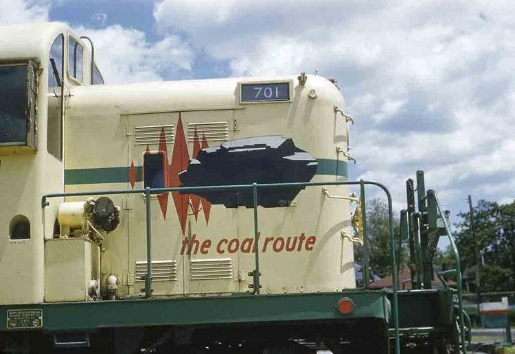 Transportation Company - Peabody Short Line - Railroad