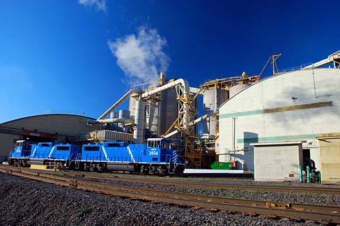Transportation Company - Roseburg Lumber - Lumber & Forestry