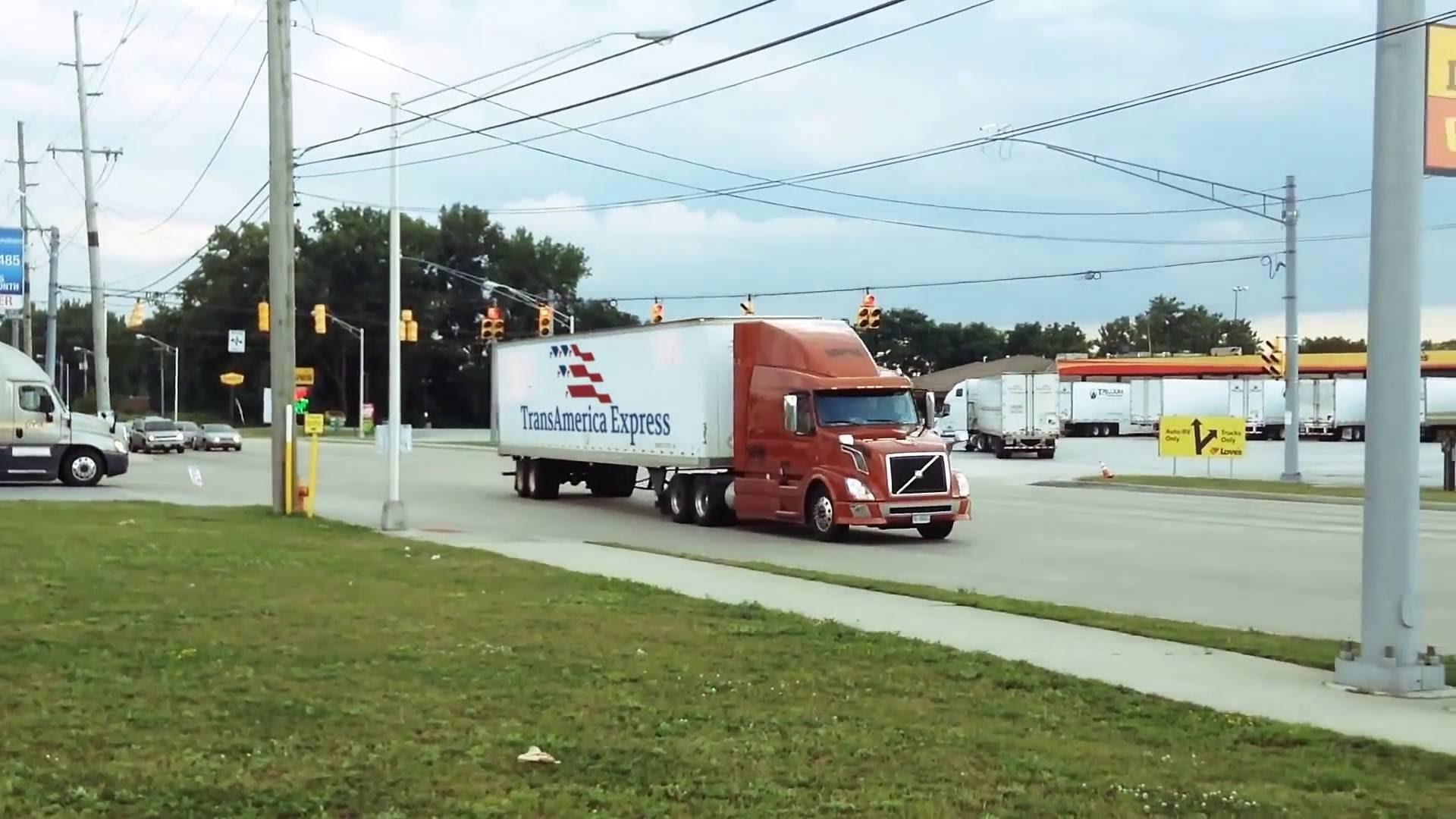 Transportation Company - Transamerica Transportation - Trucking