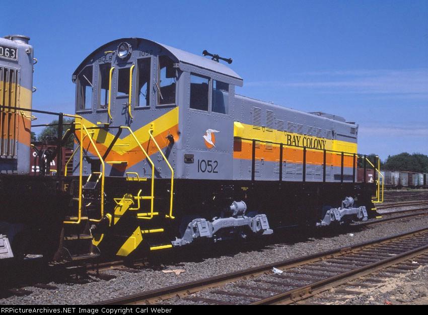 Transportation Company - Bay Colony - Railroad