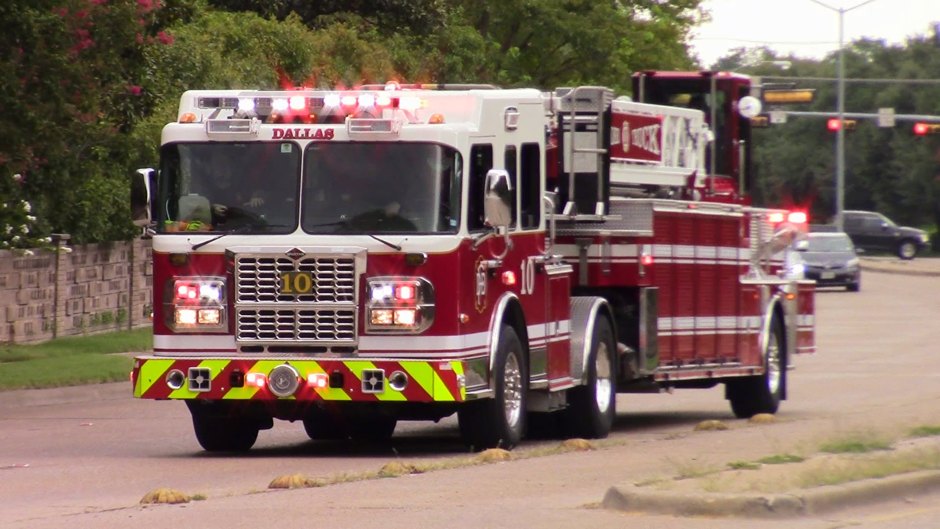 Transportation Company - Fire and Rescue - Generic