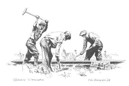 Transportation Company - Maintenance of Way - Railroad Equipment