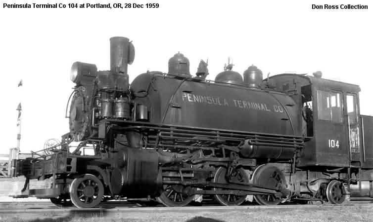 Transportation Company - Peninsula Terminal - Railroad