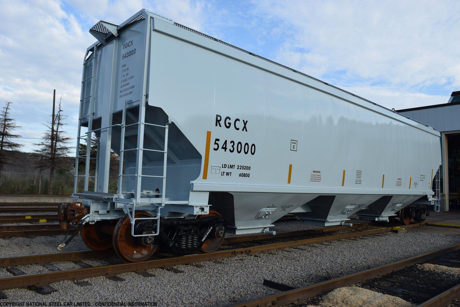 Transportation Company - Rio Grande Chemicals - Railroad Equipment
