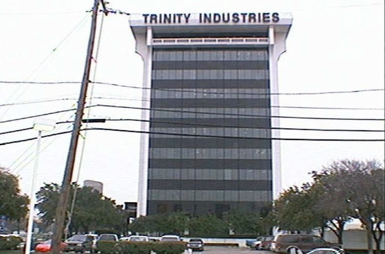 Transportation Company - Trinity Industries - Railroad Equipment