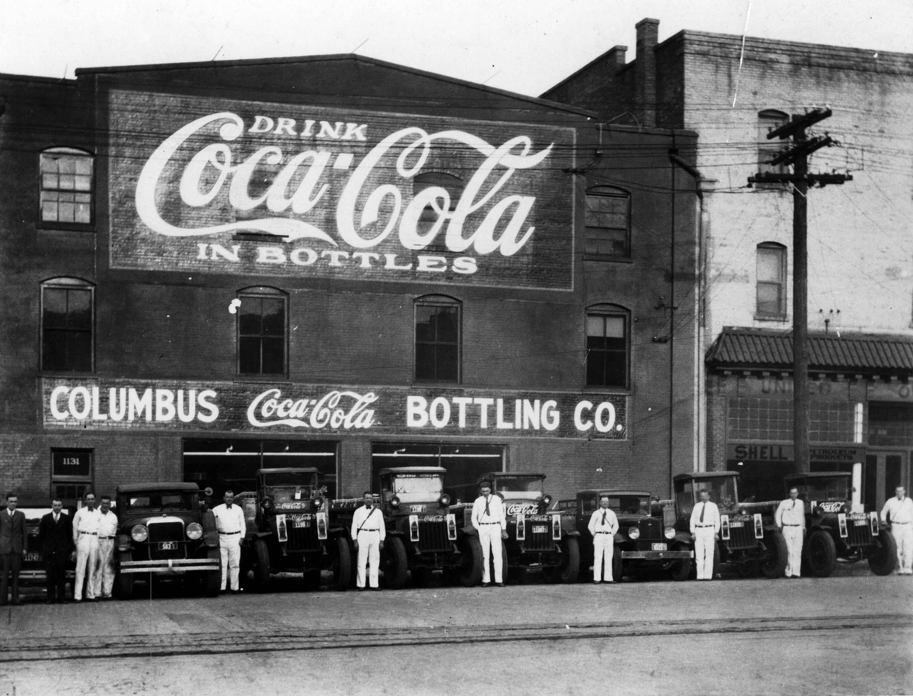 Transportation Company - Coca-Cola - Food Products