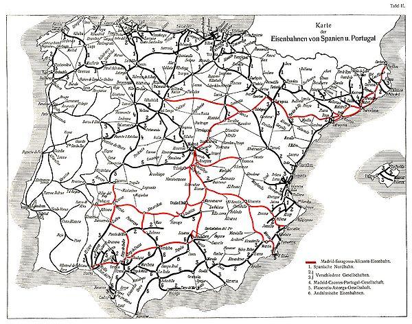 Transportation Company - Norte - Railroad
