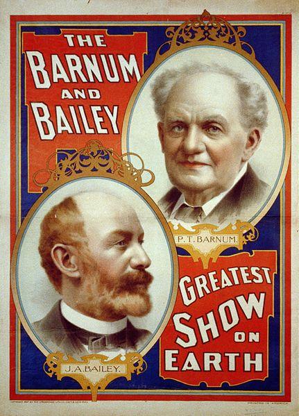 Barnum & Bailey - Circus