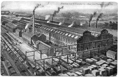 Berwick Forge and Fabrication - Railroad Equipment