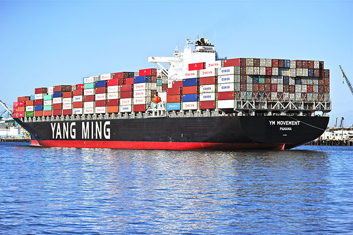 Yang Ming - Container Logistics