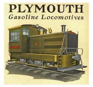 Plymouth Locomotive Works - Railroad Equipment