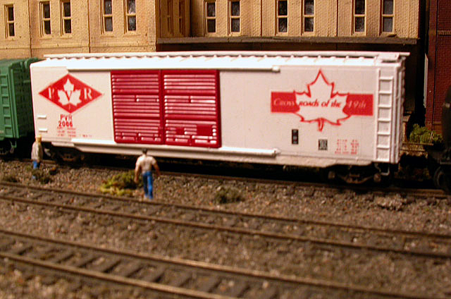 Puddington Valley - Railroad (Fictional)