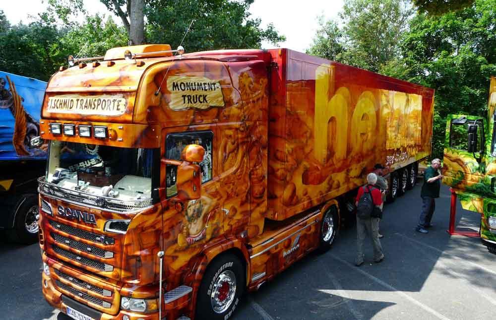 Transportation Company - Jürgen Schmid Transporte - Logistics