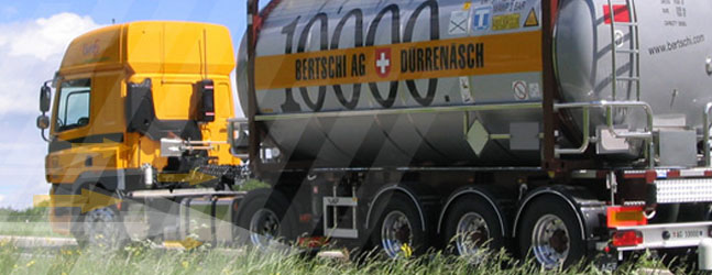 Bertschi - Logistics