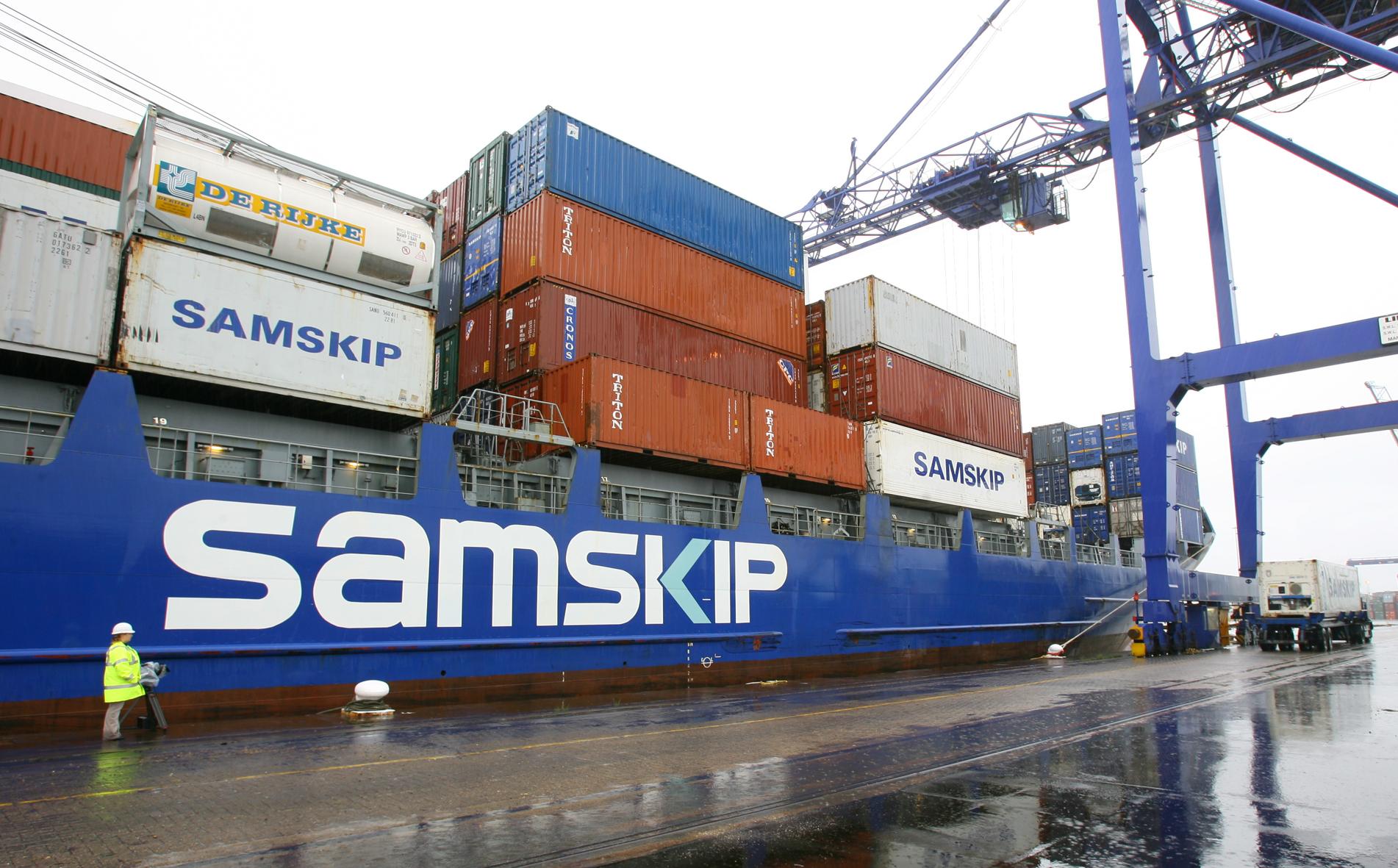 Samskip - Logistics