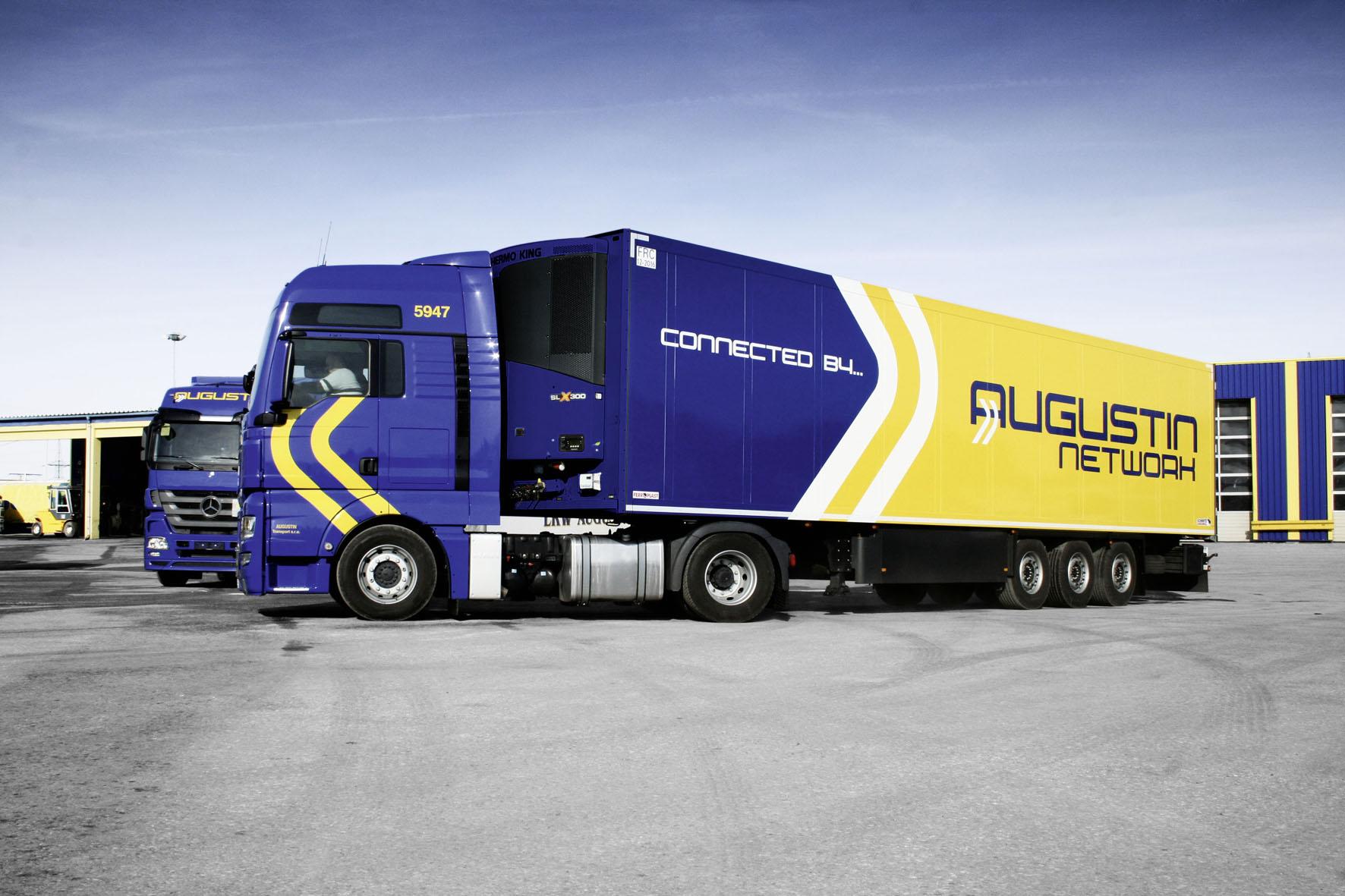 Transportation Company - Augustin Network - Logistics
